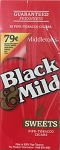 Black & Mild Sweets Cigars $0.79 Pre-Priced 25CT Box