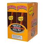 Backwoods Original Cigars 24/1PK  (LIMITED QUANTITIES AVAILABLE, PLEASE CALL AHEAD BEFORE ORDERING)