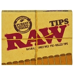 RAW Tips 20 per Box