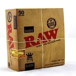 RAW Classic King Size Slim 50 Per Box
