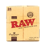 RAW Original Connoisseur King Size + Tips