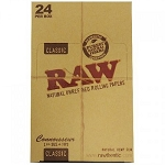 RAW Classic Connoisseur 1 1/4 Size + Tips