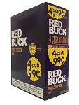 Red Buck Cigarillos Purple Passion 15/4PK