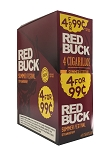 Red Buck Cigarillos Summer Festival 15/4PK
