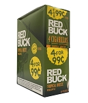 Red Buck Cigarillos Tropical Breeze 15/4PK