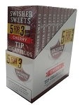 Swisher Sweets Tip Cherry Cigarillo 5FOR3 10/5PK