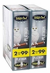 WHITE OWL CIGARRILLOS FOIL FRESH PLATINUM