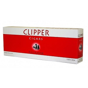 Clipper Filtered Cigars Full Flavor